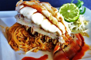 Dinner Menu Ziree Thai